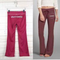 Abercrombie & Fitch Flare Sweatpants Woman Size XS