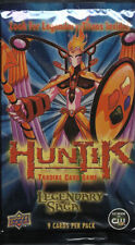 HUNTIK CCG/TCG - LEGENDARY SAGA BOOSTER PACK