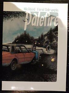 Palefire by MK Reed & Farel Dalrymple Graphic Novel Secret Acres 9780988814974