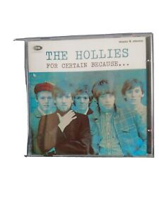 For Certain Because Album The Hollies