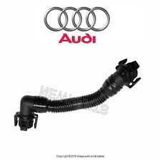 NEW Audi A4 A6 3.0 V6 Quattro Breather Hose Block to Cylinder Head Tube Genuine