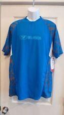 Sugoi Hombre Scratch S/S Jersey Azul Grande mtb ciclismo Singletrack