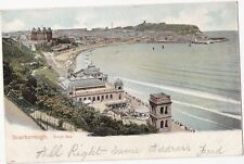 "VINTAGE 1900's POSTCARD ""SOUTH BAY SCARBOROUGH"" YORKSHIRE Posted 1903"