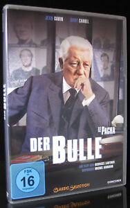 DVD DER BULLE - JEAN GABIN + DANY CARREL - REGIE: GEORGES LAUTNER *** NEU ***