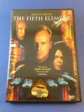 The Fifth Element (DVD/ 1997) Luc Besson Bruce Willis/Gary Oldman/Milla Jovovich