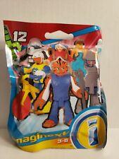 Imaginext Blind Bag Series 12 Cyclist Bike Racer Figure NEW #64