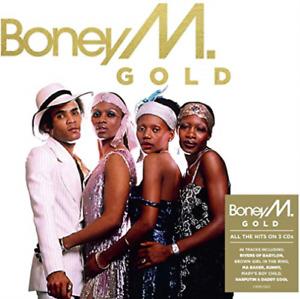 BONEY M-Gold CD NUOVO