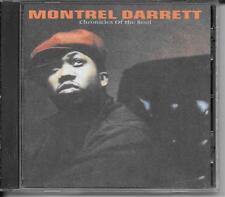 CD ALBUM 13 TITRES--MONTREL DARRETT--CHRONICLES OF THE SOUL--1999