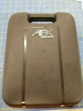 AURORA AFX 1489 RACE CASE W/ TRAY new old stock from Mid America Raceway