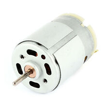 RS380 DC 1.5-18V 30000RPM Micro Motor 38x28mm for RC Model Toys DIY, Silver L3S4