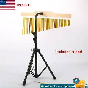 36-Tone Bar Chimes Single-row Wind Chime Percussion Instrument with Stand