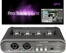 M-Audio | MobilePre MKII, 2nd Gen - USB Audio Interface & AVID Pro Tools|First