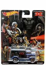 2019 Hot Wheels Pop Culture Marvel Comics Ultimate X-Men #3 '49 Ford COE