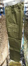 """Lightweight Green Combat Trousers NEW size 30"""""""