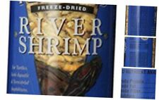 Fluker's Freeze-1oz Dried River Shrimp for Tropical Fish and Aquatic Turtles