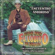 El Lobito De Sinaloa : Encuentro Amoroso CD