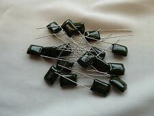 20 Polyester Poly Film Capacitors 4.7nF 100V  (055S)