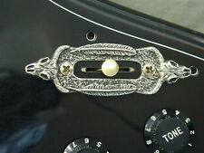 STEER SKULL 5-WAY TOGGLE SWITCH COVER fits fender stratocaster strat guitar