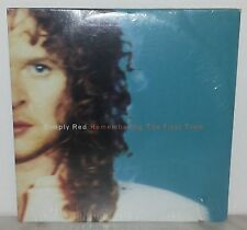 CD SIMPLY RED - REMEMBERING THE FIRST TIME - SINGLE CARDSLEEVE - NEW