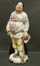 Antique 19thC SAMSON Commedia Dell'arte Porcelain Figurine