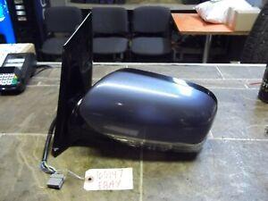 06 07 2006 2007 SUBARU TRIBECA OEM DRIVER LEFT SIDE DOOR MIRROR NEWPORT BLUE