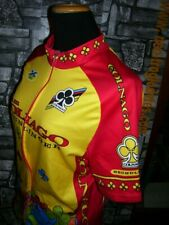 Vintage Cycling jersey shirt '80s Colnago  maglia bici ciclismo