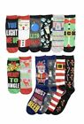 Men's Ugly Sweater Designs 12 Days of Sock Size 6-12 Christmas Advent Calendar