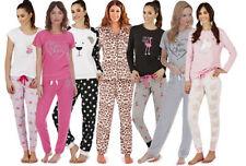 Animal Print Regular Size Women's Pyjama Sets