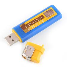 Newest HD Spy Lighter Shape Digital Video Recorder USB Security Cam Yellow
