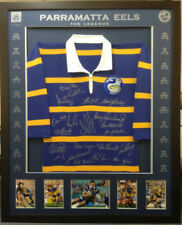 Jersey Parramatta Eels Signed NRL & Rugby League Memorabilia