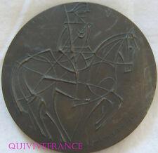 MED4615 - MEDAILLE ECOLE NATIONALE DE LA GENDARMERIE PROMO 1951-52 par POUZET