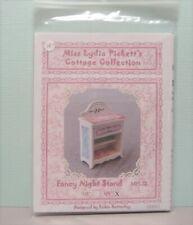 Robin Betterley 1:48 Scale Miss Lydia Pickett Fancy Nightstand Kit