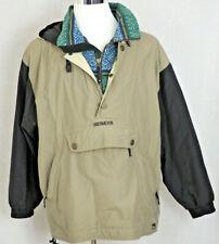 Vintage OBERMEYER Ski Wear Mens Hayden Winter Jacket - Medium - Khaki