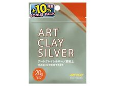 Art Clay Silver 20g + 10% Bonus Pack - lower price & less shrinkage than PMC3