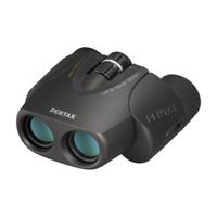 Ricoh Pentax UP 8-16 x 21 Compact Zoom Binoculars in Black (UK Stock) BNIB