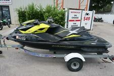 2012 Seadoo RXPX RXP-X edition super charge 260HP with trailer