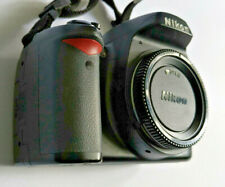 Nikon D40 Black Camera Body Only With Accessories, Bag & Charger