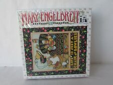 1997 Fink & Company MaryEngelbreit Puzzle Life is Just a Chair of Bowlies Puzzle