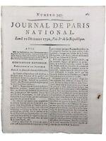 Marie Antoinette à la Prison du Temple 1792 Roi Louis 16 Cléry Custine Munster