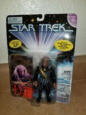 Star Trek Worf Playmates Action Figure New in Box