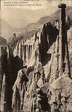 Ritten bei Bozen Trentino Südtirol Italien AK 1924 Erdpyramide Piramidi di terra