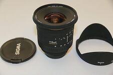 Sigma EX Aspherical HSM 17-35mm F/2.8-4.0  Lens for Nikon