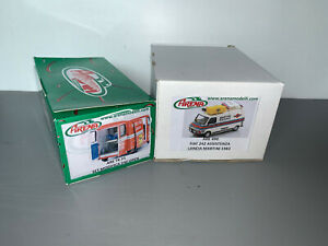 RALLY 1/43 ARENA FIAT 242 SERVICE VAN ASSISTANCE HIGH DETAIL KIT OPEN ASSISTENZA