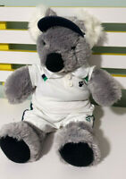 Build-A-Bear Koala Dressed in Tennis Outfit 1997! BAB Soft Plush Toy 43cm Tall!