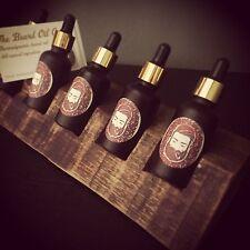 Oud Beard Oil, Amazing Oud  Beard Oil 30ml/1oz By The Beard Oil Co.