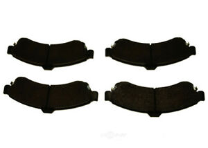 Disc Brake Pad Set Front ACDelco GM Original Equipment 171-821