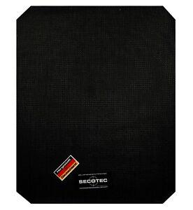 SECOTEC® -ballistische-Einlage Spezial-Platte Sondermaß 290x230 8 NEU! begrenzt!