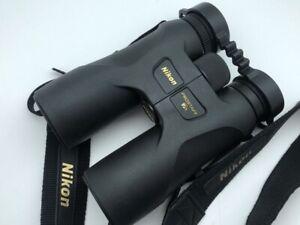 Nikon 10x42 Prostaff 7S Roof Prism Binocular 6.2 Degree Angle of View Black MINT