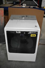 """Maytag Medb835Dw 29"""" White Front Load Matching Electric Dryer Nob #37361 Hrt"""