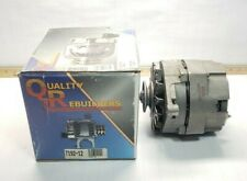 QUALITY REBUILDERS REMAN ALTERNATOR FOR 82-85 DEVILLE FLEETWOOD J2000 7192-12